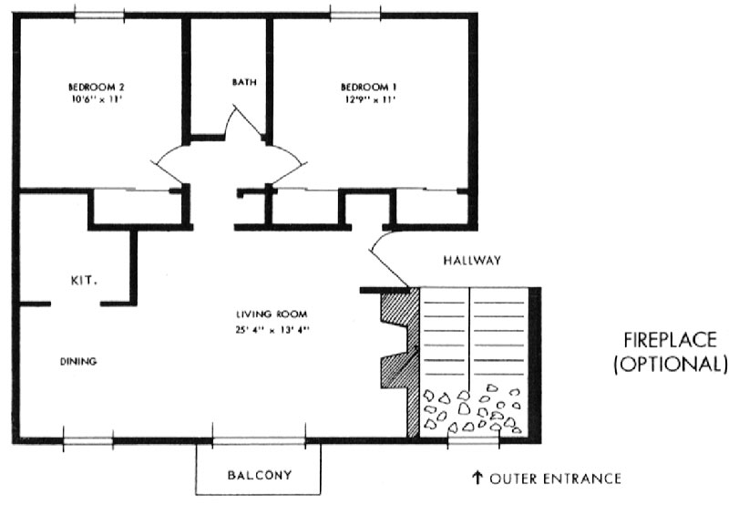 Floor Plans The Heritage House Apartments Cincinnati Ohio